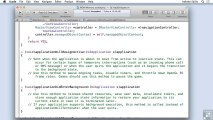 Xcode Tutorial - Introduction to Xcode and IOS development