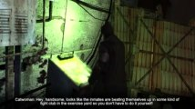 Batman Arkham Origins Blackgate Gameplay Walkthrough Part 1 - Cell Blocks (PS Vita)