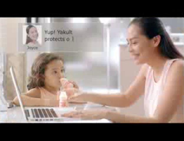Yakult (Memories) 2013 Filipino Ad