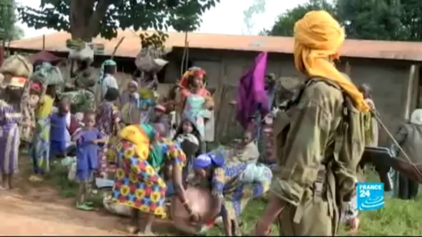 Africa News- CENTRAFRIQUE – REPORT
