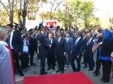 Cumhurbaşkanı Gül, Kayseride Abdullah Gül Üniversitesini Ziyaret Etti