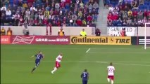 Thierry Henry claque un but magnifique, Luyindula passeur décisif