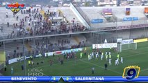 Benevento - Salernitana 1-2 | Highlights and Goal | 9^ Giornata Prima Divisione Gir. B 27/10/2013