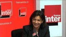 """""""Ce que je place au dessus de tout c'est l'intérêt des parisiens"""" Anne Hidalgo, invitée politique de France Inter ce lundi 28 octobre 2013"""