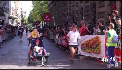 Marathon de Toulouse Métropole - 4h à 5h
