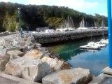 port de Crozon Morgat septembre 2013 en Bretagne
