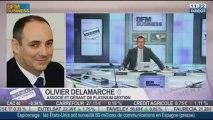 Olivier Delamarche le 28 Octobre 2013 - BFM Business