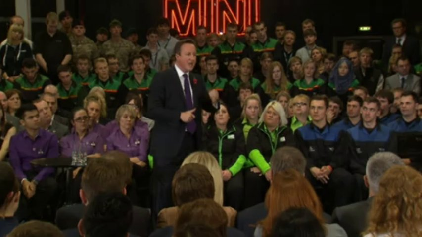 PM: Immigration, welfare and education 'totally linked'