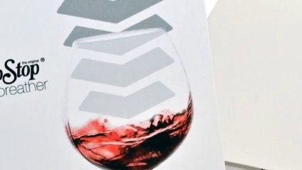 DropStop® Original Winepourer