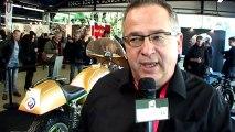 Salon moto légende 2013 avec BMW au Parc floral de Paris Vincennes