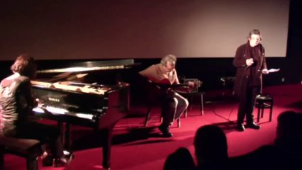 Gala pour Gaza - Jean-Luc Debattice, Mimi Lorenzini  & Françoise Toullec