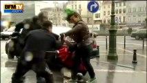 Tempête: les vents violents font s'envoler les Bruxellois - 28/10