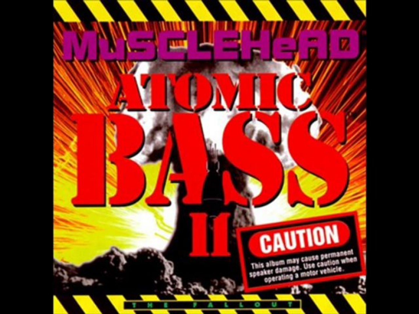 Hypno Bass - Musclehead (Atomic Bass II)