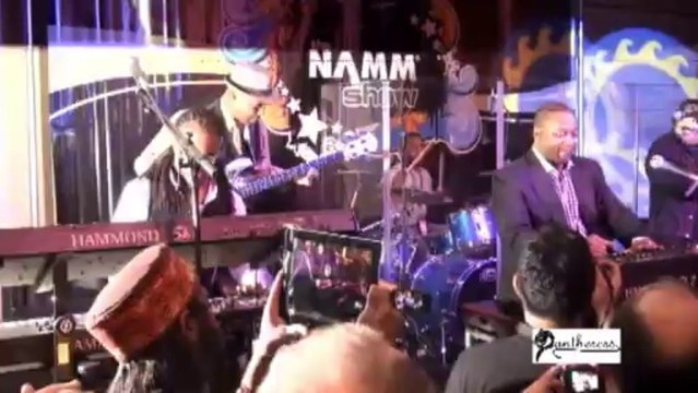 Namm 2013 pt 2 actual inside footage