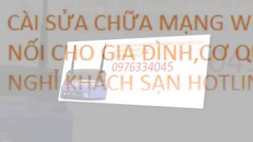 LẮP ĐĂT,SỬA CHỮA WIFI TẠI NHÀ,TỪ LIÊM,0976334045,GIÁ RẺ   Godialy.com
