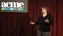 Linda Aarons - Montreux Comedy Festival 2013 Stand-Up contest