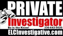 Private Investigator Greensboro-Private Investigator Kernersville