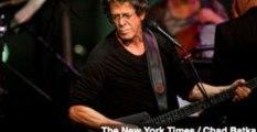 Rock Legend Lou Reed Dies at Age 71