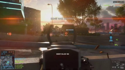 Playstation 4 Gameplay - Dawnbreaker de Battlefield 4