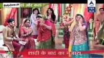 Saas Bahu Aur Saazish SBS [ABP News] 29th October 2013 Video Watch Online - Pt1