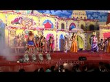 A scene of battle between Lord Ram and Raavan - Lav Kush Ramlila