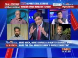 The Newshour Debate : Muck, more charges & counter charges - Part 2