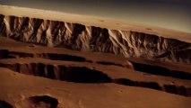 Mars reconstituée en 3D par l'Agence spatiale européenne