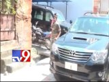 Chiranjeevi tours Vizianagaram, drops into Botsa's home