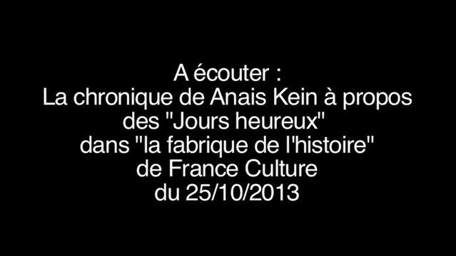 Chronique France Culture