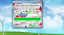 [BOT] eBay Gift Card Generator JULY 2013 [UPDATED] WORKING 100% Tested Everyday!