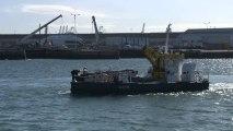 """Le bateau """"Glouton"""" - Transat Jacques Vabre 2013"""