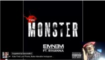 Eminem - The Monster (Official video Audio) ft. Rihanna  Kas take / Review -  Monster Rihanna Eminem