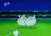 Zoo Cup 08 - Gulli - Moutons & Loups