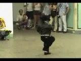Mini Jackson Dance