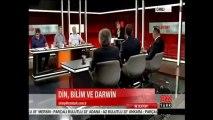 Evrim teorisi ile birlikte Yaratılış da öğretilsin (CNNTÜRK evrim tartışması - 3 Mayıs 2013)