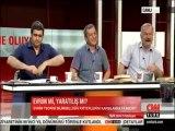Fosiller profesörlerden bile saklanıyor (CNNTÜRK evrim tartışması - 3 Mayıs 2013)