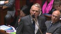 Ecotaxe : Ayrault rappelle l'UMP à ses responsabilités