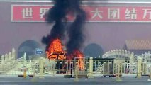 "China: Tiananmen Square car attack ""an act of terrorism"""