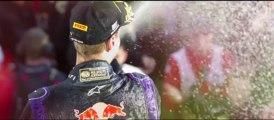 Sebastian Vettel - 2013 four-time World Champion