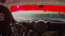40e Rallye du Condroz: en voiture avec Dominique Jullien dans sa Mini JCW WRC aux couleurs de La Meuse