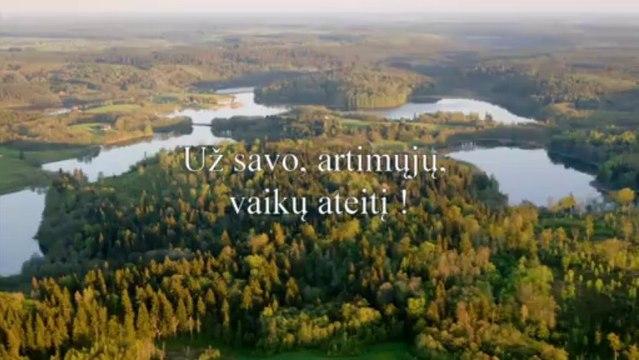 Tautos Žemė- išsaugokime ją pasirašydami REFERENDUMUI- TAUTOS VALIA