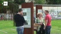 Ruínas do Muro de Berlim atraem milhares de turistas.