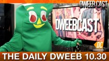 Gumby Guest-Hosts The Daily Dweeb! | DweebCast | OraTV