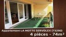 A vendre - Appartement - LA MOTTE SERVOLEX (73290) - 4 pièces - 74m²