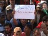 Dozens killed protesting ouster of Egyptian President Morsi
