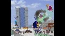 Super Smash Bros. Melee   Team Melee Gameplay   Part 8   Nintendo GameCube (GCN)   Corneria