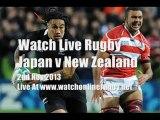 Watch Live Rugby Stream Japan vs All Blacks