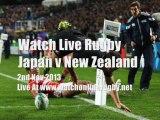 Rugby Online Live Japan vs All Blacks