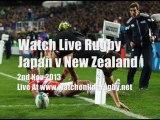 Live Rugby Stream Japan vs All Blacks