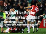 See Online Rugby Japan vs All Blacks Live